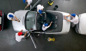 Auto-Aufbereitung